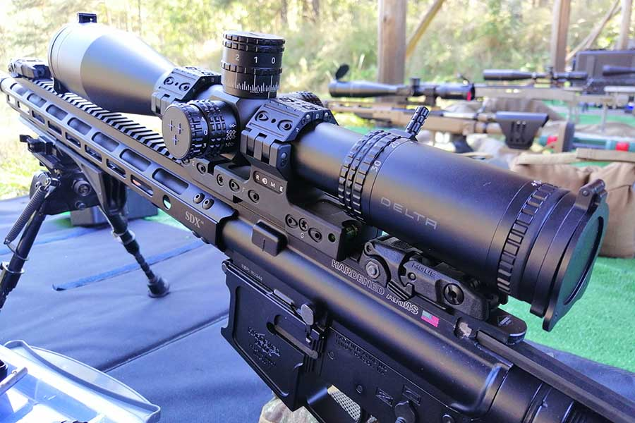 Best AR 15 Scope Under 200